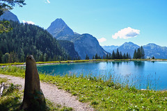 Ehrwalder Almsee, Tirol - Austria (1130816) (Le Photiste) Tags: clay ehrwalderalmseetirolaustria ehrwaldtirolaustria tirolaustria tyrolaustria austria water lake vacances vacations holidays summerholidayseason urlaub ferien mountains clouds afeastformyeyes aphotographersview autofocus artisticimpressions blinkagain beautifulcapture bestpeople'schoice creativeimpuls cazadoresdeimágenes digifotopro damncoolphotographers digitalcreations django'smaster friendsforever finegold fairplay greatphotographers giveme5 ineffable infinitexposure iqimagequality interesting livingwithmultiplesclerosisms lovelyflickr myfriendspictures mastersofcreativephotography magicmomentsinyourlife niceasitgets ngc nature naturesprime rainbowofnaturelevel1red planetearthnature photographers photographicworld photomix soe simplysuperb saariysqualitypictures showcaseimages simplythebest simplybecause thebestshot thepitstopshop theredgroup thelooklevel1red universal vividstriking vigilantphotographersunite wow wheelsanythingthatrolls wildlife yourbestoftoday