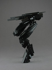 VIOLISE 2 (mondayn00dle) Tags: lego mech mecha stealth sniper black