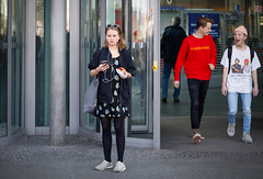 Berlin Hauptbahnhof (Michael Erhardsson) Tags: berlin hauptbahnhof station 2017 april resa tyskland germany