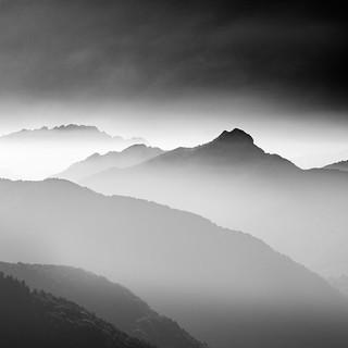 Mountains awakening