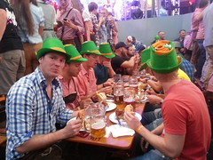 A group with similar hats!