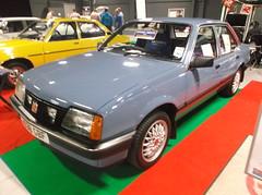 1983 Vauxhall Cavalier 1.6 L Mk2 (micrak10) Tags: l mk2 cavalier vauxhall