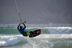DSC_9154 (_Harry Lime_) Tags: ireland kite beach sport surfing kitesurfing mayo achill boarding keel puremagic battleofthebay
