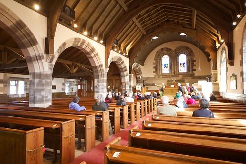 St Gerardine's, Lossiemouth