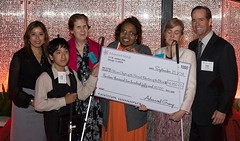 "National Federation of the Blind of Illinois awarded over $15,000 this week from Advanced Group. Thank you Nelly and Alex. • <a style=""font-size:0.8em;"" href=""http://www.flickr.com/photos/29389111@N07/15183429330/"" target=""_blank"">View on Flickr</a>"