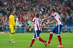 Partido Atltico de Madrid (4-0) Sevilla FC (Fotografa Tania Delgado) Tags: sevilla 40 atletico 1415 calderon liga atleti vicentecalderon ligabbva