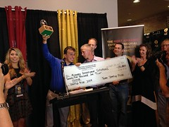 Join Team Louisiana Film Prize in congratulating the Louisiana StartUp Prize winner Alchemy Geopolymer Solutions on winning the BIG PRIZE of $25,000 in cash and over $40,000 in services. Alchemy, if you're looking fund some indie film, we have some folks