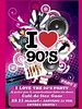 Soundsation I Love the 90's Party 2013 Affiche