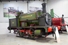 Hunslet 0-4-0ST Hodbarrow Built 1882 (norman-bates) Tags: england leeds steam locomotive steamlocomotive 1882 hunslet hodbarrow statfoldbarn statfold hodbarrowminingcompany