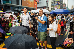 / Occupy Central /  / Umbrella Revolution (kelvintkn) Tags: street leica city people colour digital 35mm hongkong daylight asia sony summicron strike fullframe mongkok manualfocus lightroom primelens mirrorless a7r sharpenerpro sonyphotography colourefexpro emount leicasummicronm35mmiv dfinepro