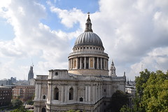 DSC_5063 London One New Change Vista of St Paul's Cathedral (photographer695) Tags: new london st one cathedral pauls vista change