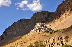 Kye Monastery (mala singh) Tags: india mountains ngc buddhism monastery valley himalayas spiti himachalpradesh kye