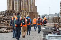"Excursie Materialisatie 1e jaar • <a style=""font-size:0.8em;"" href=""http://www.flickr.com/photos/99047638@N03/15232043510/"" target=""_blank"">View on Flickr</a>"