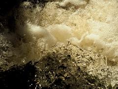 Foamy Waters (MIKOFOX  Show Your EXIF!) Tags: fall water creek bubbles september yukon foam m10 olympusm1240mmf28 olympusem10 mikofox