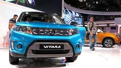 Suzuki Vitara (frontal)