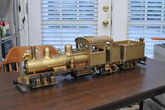 Ready for painting (edhume3) Tags: shay brass metalworking fabrication scratchbuilt gauge1 locomotivemodel kozonewshay d302060