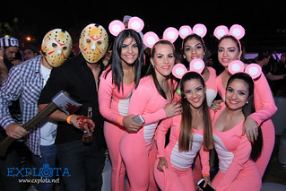 fotos Coyote Off site Halloween 2014