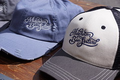 Middleton Beer Festival (Stephanie Kluz) Tags: beer festival wisconsin table hats brewery merch tap craftsman middleton