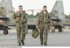 Pilotos no Exercício Cachimbo 2014 (Força Aérea Brasileira - Página Oficial) Tags: pa treinamento exercício a29 supertucano operacional a29supertucano serradocachimbo fotopaulorezende embraer314 campodeprovas brigadeirovelloso macacaodevoo