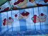 Panos de copa by Criação Exclusiva da Ane (Criação Exclusiva da Ane) Tags: cupcakes pano patchwork prato cozinha aplicação