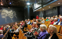 """""""Hava Nagila (The Movie)"""" audience"""