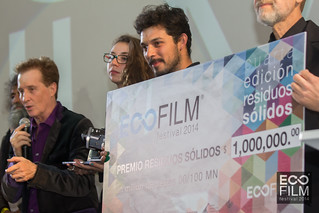 ECOFILM 2014 Premiación Museo Soumaya 43