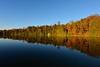 Crawford Lake (meoko) Tags: autumn ontario milton crawfordlake earlymorningsun haltonconservation