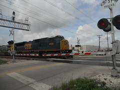 Future NS 7218? on Y322 (brickbuilder711) Tags: train pacific florida miami union lakeland csx hialeah sd9043mac sd80mac sfrta sfrc k476 y322