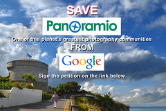 Save Panoramio - click on the petition link below (Owen J Fitzpatrick) Tags: from street ireland dublin west sign upload four photography google community shoot village photos earth pavement no pano south jose great north internet joe save photographic dot east communication joaquin cameras planet gateway sharing com greatest dslr petition unposed vote ge brotherhood tamron say tagging eduardo borders founders intercontinental global chasing sisterhood ends corners dunlaoghaire superzoom republicofireland borderless panoramio signthepetition ojf nikond3100 owenjfitzpatrick ojfitzpatrick