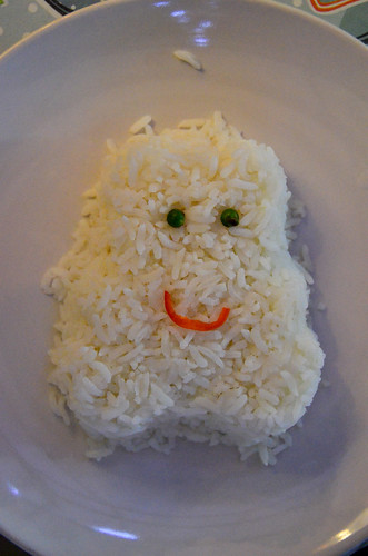 Sculpted Rice
