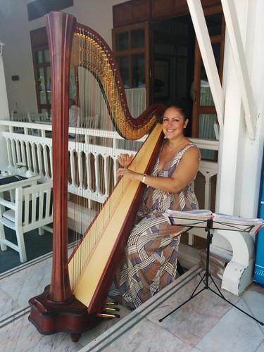 The Resident Harpist (Chiara Capobianco)- Centara Hua Hin