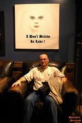 Ben Hein Attending Artprize 2014 (PhotoJester40) Tags: artprize thebob posing male indoors inside benhein
