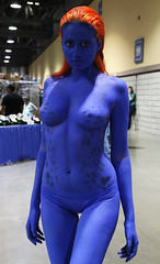 IMG_8348 (willdleeesq) Tags: cosplay xmen cosplayer marvel marvelcomics mystique cosplayers lbcc longbeachcomiccon lbcc2014 lbcc14