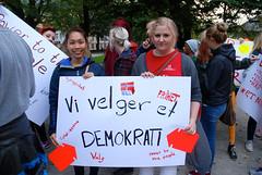 Demokrati- tog Solborg folkehøgskole