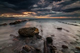 The Cantabric Sea (BIZKAIA)