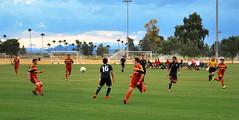 "RSL-AZ U-17/18 vs. Chivas USA • <a style=""font-size:0.8em;"" href=""http://www.flickr.com/photos/50453476@N08/15405831395/"" target=""_blank"">View on Flickr</a>"