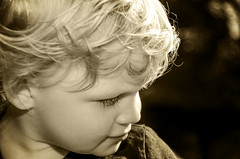 SJR_2421a (Scott Whiteman) Tags: boy portrait blackandwhite hair children nikon curls curly spencer nikonlife d7000