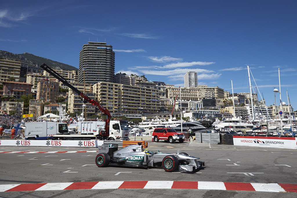 2013 Monaco Grand Prix - Sunday by United Autosports, on Flickr