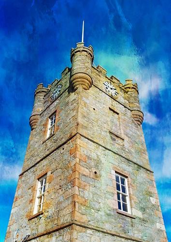 Dufftown Tower, Scotland