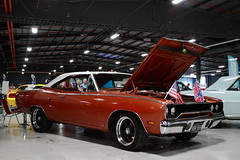Plymouth Satellite / Roadrunner / GTX (JoRoSm) Tags: usa classic car manchester muscle satellite plymouth vehicles american coupe v8 carshow roadrunner gtx eventcity worldcars footmanjamesclassiccarshow rbk96h