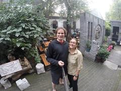 Photo de 14h - A l'auberge (Xi'an) - 09.10.2014