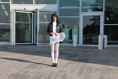 IMG_0521 (Kira Dede, please comment my photos.) Tags: stockings lingerie upskirt hcandersen 2014 arken kirad kiradede