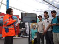 II  Engineering Festival (CMM Center for Mathematical Modeling) Tags: chile festival education engineering science mathematics cmm universidaddechile fcfm universityofchile centerformathematicalmodeling