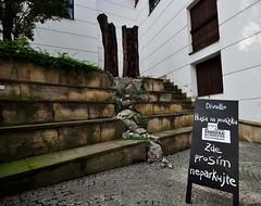 Divadlo - Do not park (roksoslav) Tags: nikon theatre brno 2014 sigma1020mm czeckrepublic divadlo kazalite d5100