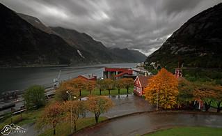 Sørfjorden from Tyssedal