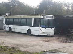 KU02 YBD (markkirk85) Tags: new bus buses nimbus unknown dennis dart caetano owner 42002 mitcham 066 slf wimco ybd ku02ybd ku02