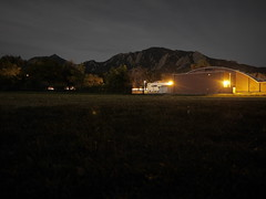 Late Night Flat Irons (jack.benziger) Tags: night landscape colorado long exposure flat boulder panasonic epic moutain irons m43 mft mirrorless newschoolers