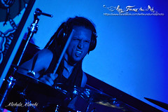 Destrage (michela_anesthesia) Tags: italy concert live report gig genova lesfleursdumal destrage crazybullgenova
