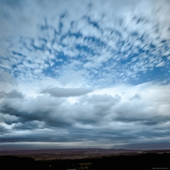Cloudy High Sky IV (M a r c O t t o l i n i) Tags: color 6x6 film nature clouds zeiss square switzerland suisse kodak porta epson mf nuages couleur carré vaud distagon hasselblad500cm v700 portra160 vuescan epsonv700 epsonperfectionv700 distagon450mm marcottolini