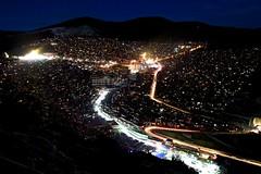 141002_SD-202 (daviddu*) Tags: night tibet 夜景 西藏 四川 佛學院 色達 色達喇榮五明佛學院